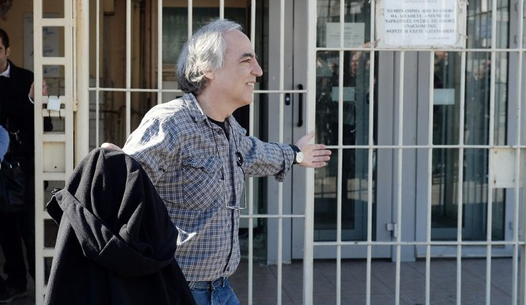 Κουφοντίνας: Πόσες ημέρες πήρε άδεια το 2018 | Pagenews.gr