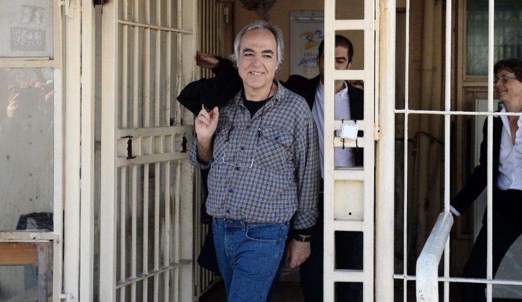 Μέλος της ομάδας Ρουβίκωνας καλεί σε υποδοχή για τον Δημήτρη Κουφοντίνα | Pagenews.gr