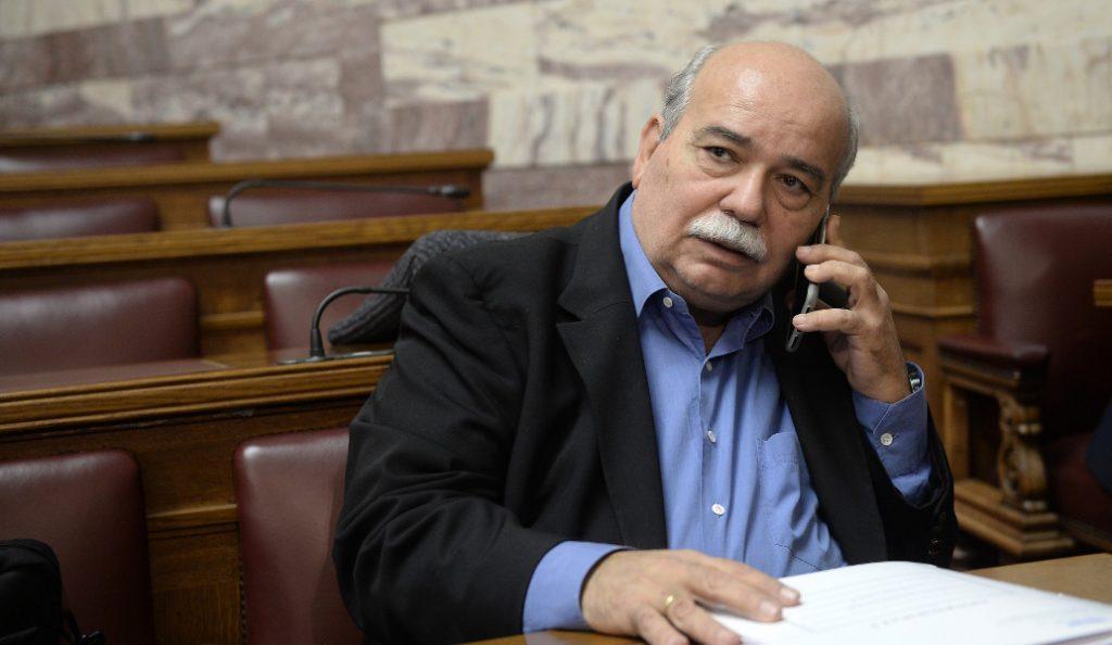 Νίκος Βούτσης: Αναδιαμόρφωση του πολιτικού συστήματος λόγω Σκοπιανού | Pagenews.gr