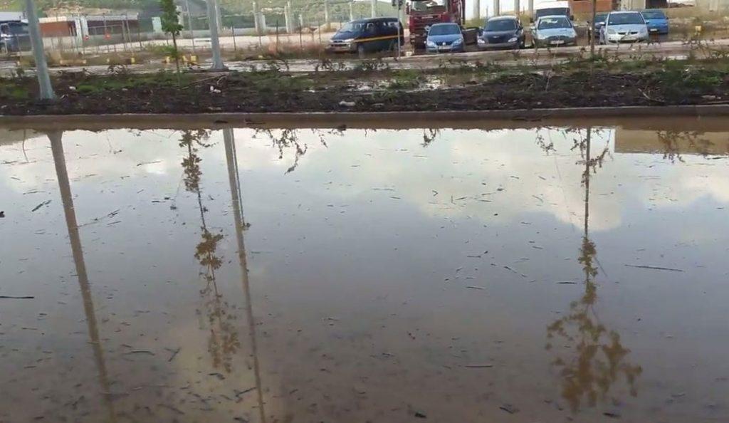 Καιρός: Καταστροφές από την κακοκαιρία στην Ηγουμενίτσα (vid) | Pagenews.gr