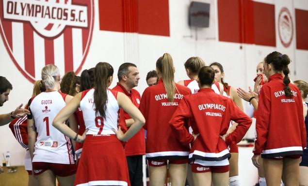 Συνέχισε αήττητος ο Ολυμπιακός | Pagenews.gr