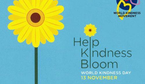 13 Νοεμβρίου: Παγκόσμια Ημέρα Καλοσύνης   Pagenews.gr