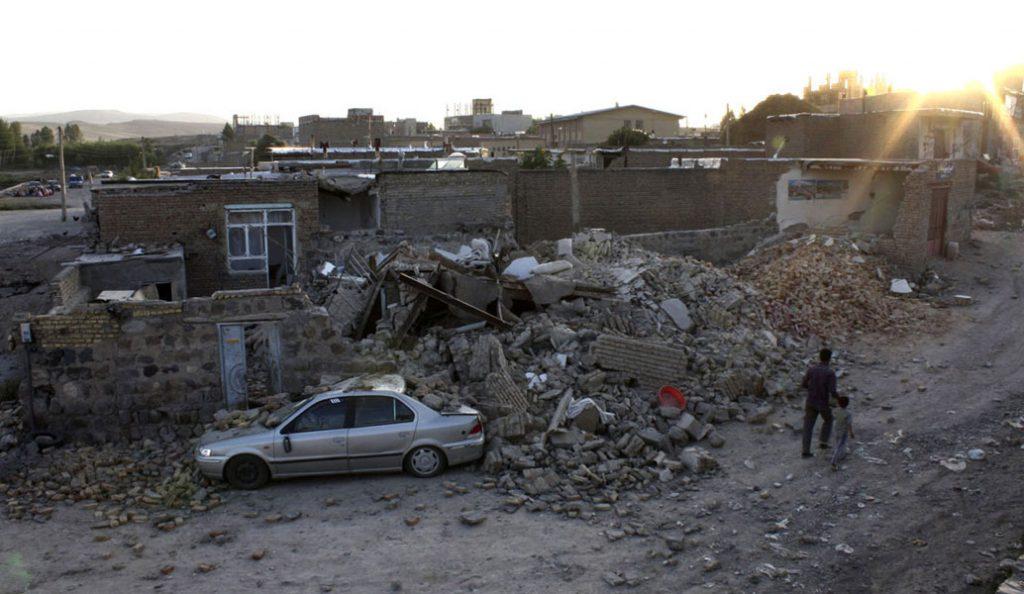 Σεισμός τώρα: Ισχυρή δόνηση 7,3 Ρίχτερ στο Ιράκ | Pagenews.gr