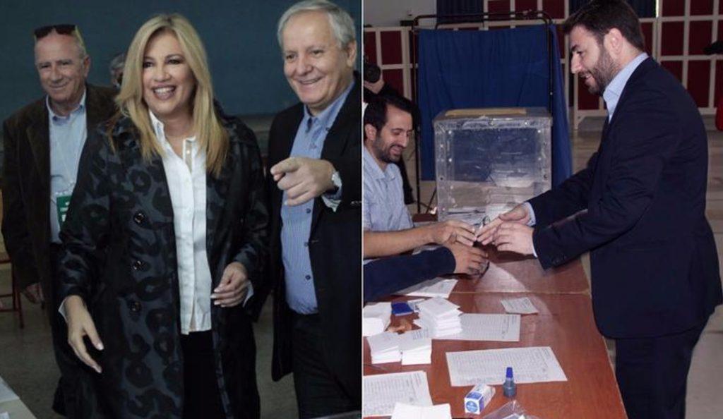 Κεντροαριστερά: Ακόμα περιμένουν τα τελικά αποτελέσματα (pic) | Pagenews.gr
