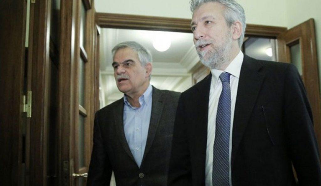 Κοντονής – Τόσκας: Κοινή δήλωση για προστασία πρώτης κατοικίας | Pagenews.gr