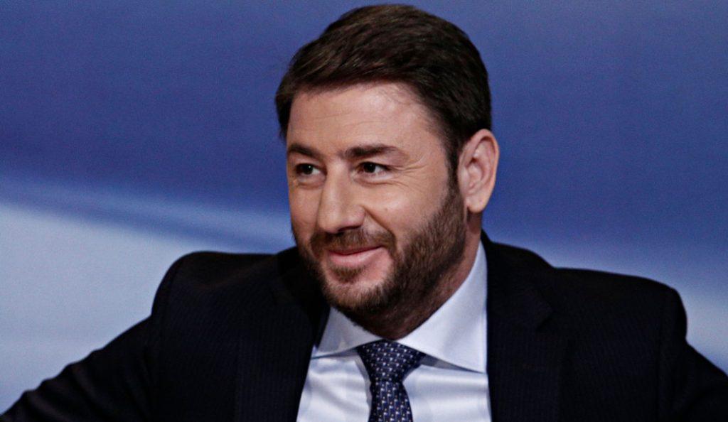 Νίκος Ανδρουλάκης για Κεντροαριστερά: Να υπάρξει μαζική συμμετοχή των πολιτών στον β΄γύρο | Pagenews.gr