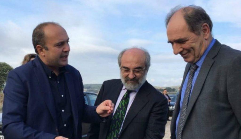 Γιώργος Σταθάκης: Επίσκεψη στο γεωθερμικό πεδίο της Αλεξανδρούπολης | Pagenews.gr