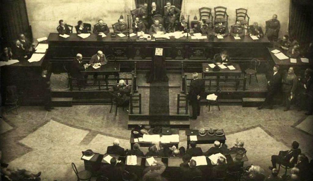 Η δίκη των έξι: Εκτελέστηκαν στις 15 Νοεμβρίου 1922, αθωώθηκαν στις 20 Οκτωβρίου 2010   Pagenews.gr