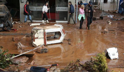 Η φύση δεν συγχωρεί: Η κλιματική αλλαγή φέρνει «βιβλική καταστροφή» σε Ελλάδα και Ευρώπη | Pagenews.gr