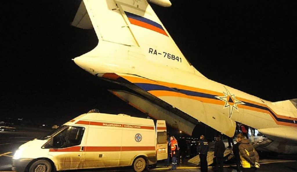 Ρωσία: Οκτώ νεκροί από συντριβή αεροσκάφους | Pagenews.gr