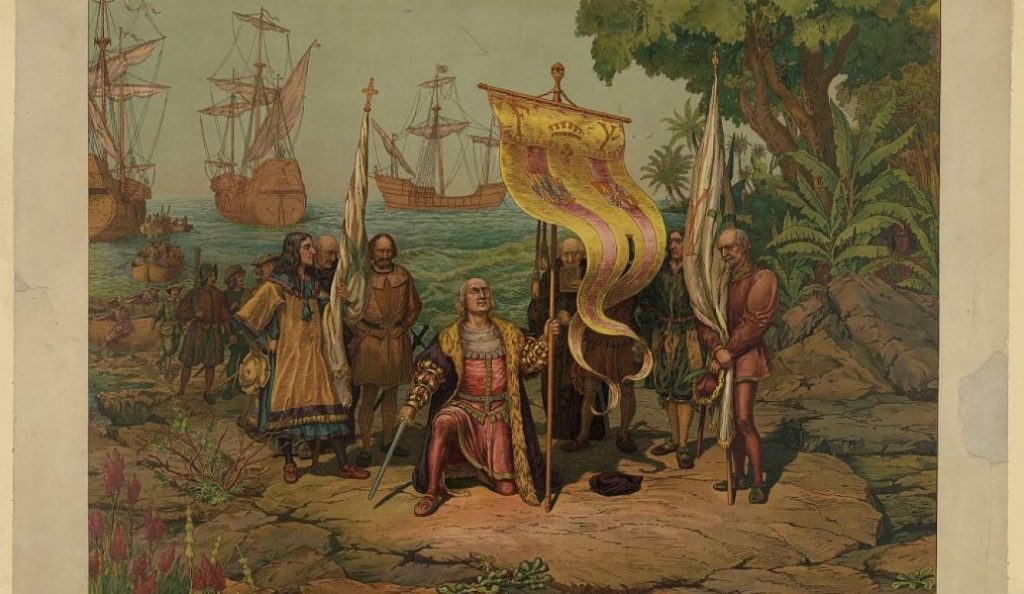 Ο Χριστόφορος Κολόμβος δεν ανακάλυψε μόνο την Αμερική αλλά και το… κάπνισμα | Pagenews.gr