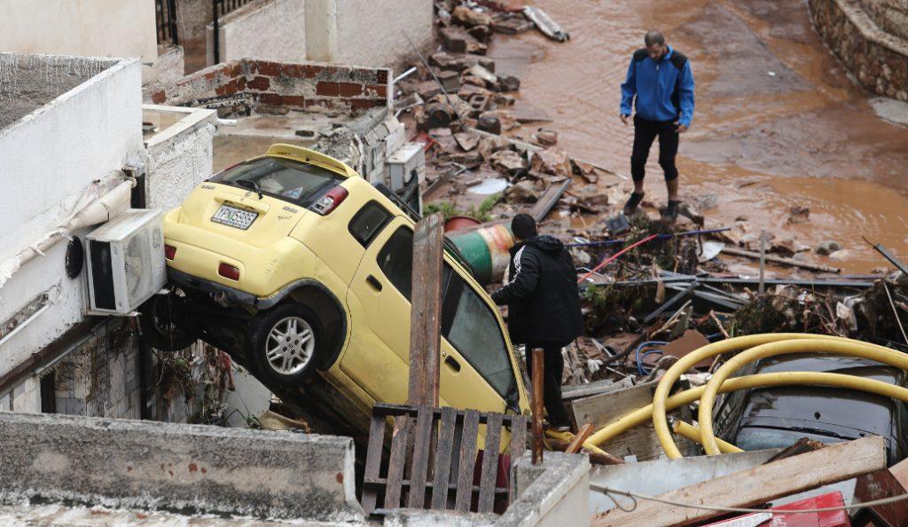 Γιάννης Καλλιάνος: «Δυστυχώς δεν τελειώσαμε εδώ με την κακοκαιρία»   Pagenews.gr