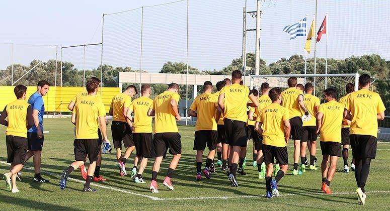 ΑΕΚ: Επέστρεψαν Τρίστασον – Αϊντάρεβιτς | Pagenews.gr