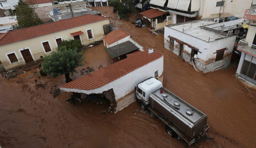 Μάνδρα – Νέα Πέραμος: Drone καταγράφει τη βιβλική καταστροφή στη Δυτική Αττική (vid) | Pagenews.gr