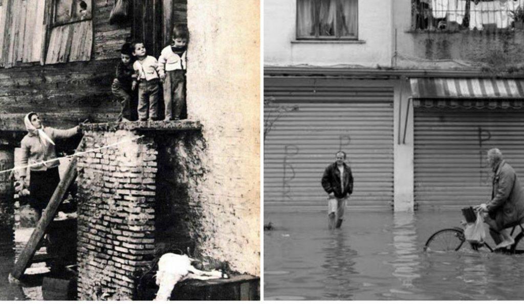 Οι φονικές πλημμύρες της Αττικής από το 1961 έως σήμερα | Pagenews.gr