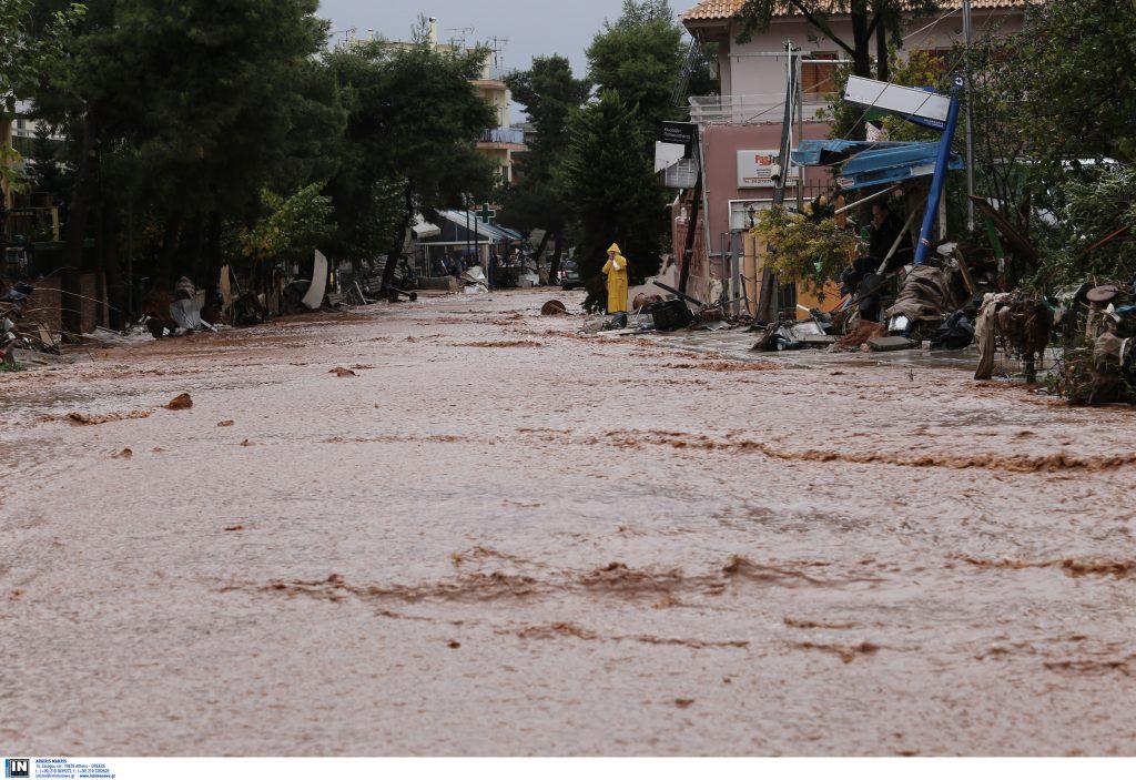 Πλημμύρες Δυτική Αττική: Εντοπίστηκαν 3 νεκροί – 19 τα θύματα από την πλημμύρα | Pagenews.gr