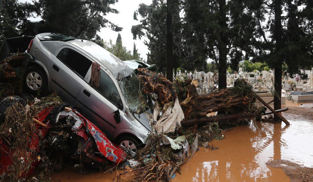 ΚΕΔΕ: Ειδικός τηλεφωνικός αριθμός για προβλήματα από την κακοκαιρία | Pagenews.gr