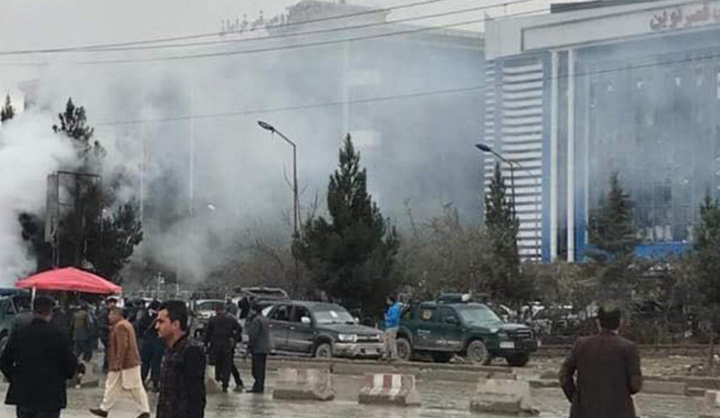 Αφγανιστάν: Επίθεση αυτοκτονίας στην Καμπούλ – Τουλάχιστον 9 νεκροί (pics – vid) | Pagenews.gr