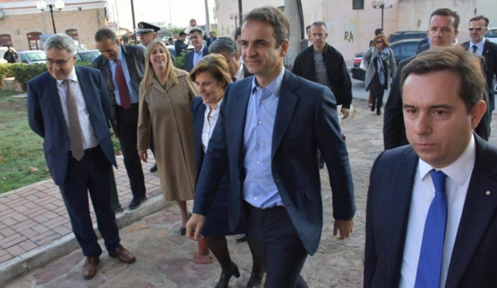 Μητσοτάκης σε Τσίπρα για τους Έλληνες στρατιωτικούς: Υποτιμήσατε το περιστατικό | Pagenews.gr