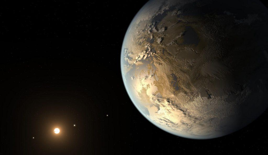 Ευρωπαίοι αστρονόμοι: Ανακάλυψαν σε εξωπλανήτη ευνοϊκές συνθήκες για την ύπαρξη ζωής   Pagenews.gr