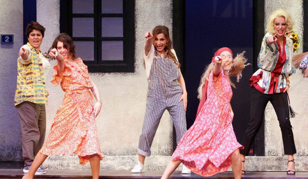 Mamma Mia: Ακυρώνεται η παράσταση της Παρασκευής λόγω Πολυτεχνείου   Pagenews.gr