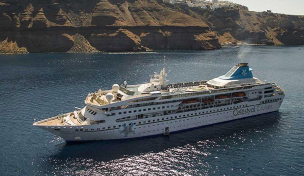 Πειραιάς: Ελλιμενισμένο το κρουαζιερόπλοιο για τη φιλοξενία πληγέντων της Δυτικής Αττικής | Pagenews.gr