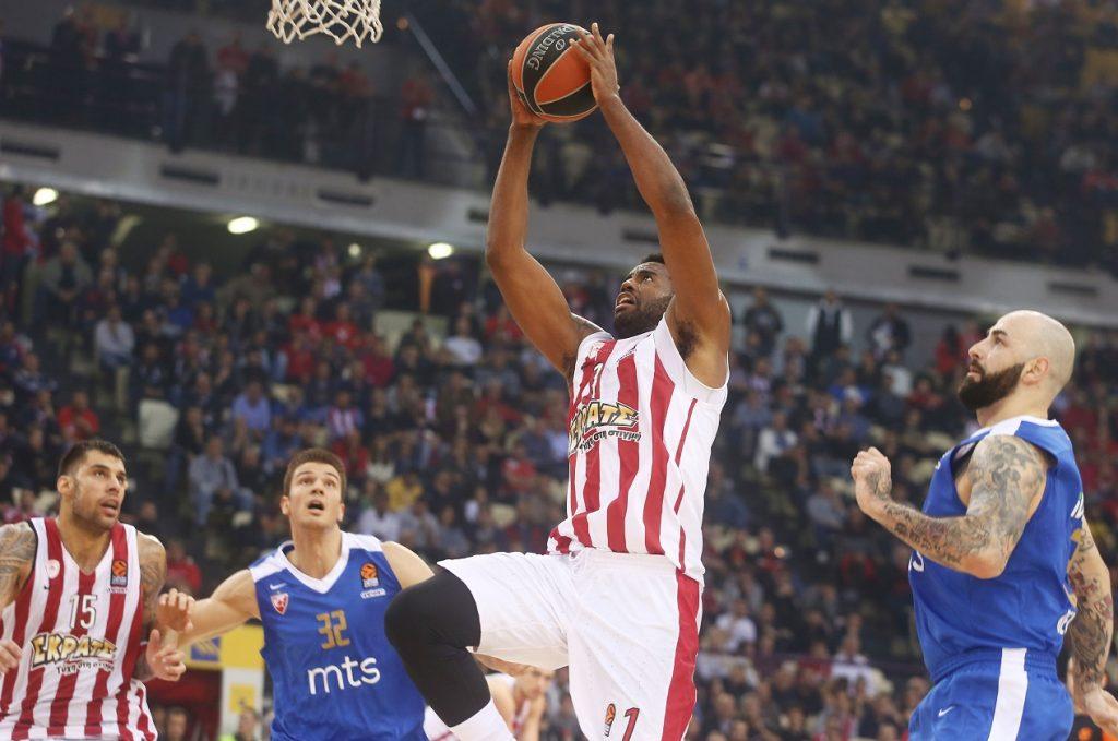 Ολυμπιακός – Ερυθρός Αστέρας 85-59: Με άνεση στην κορυφή! | Pagenews.gr
