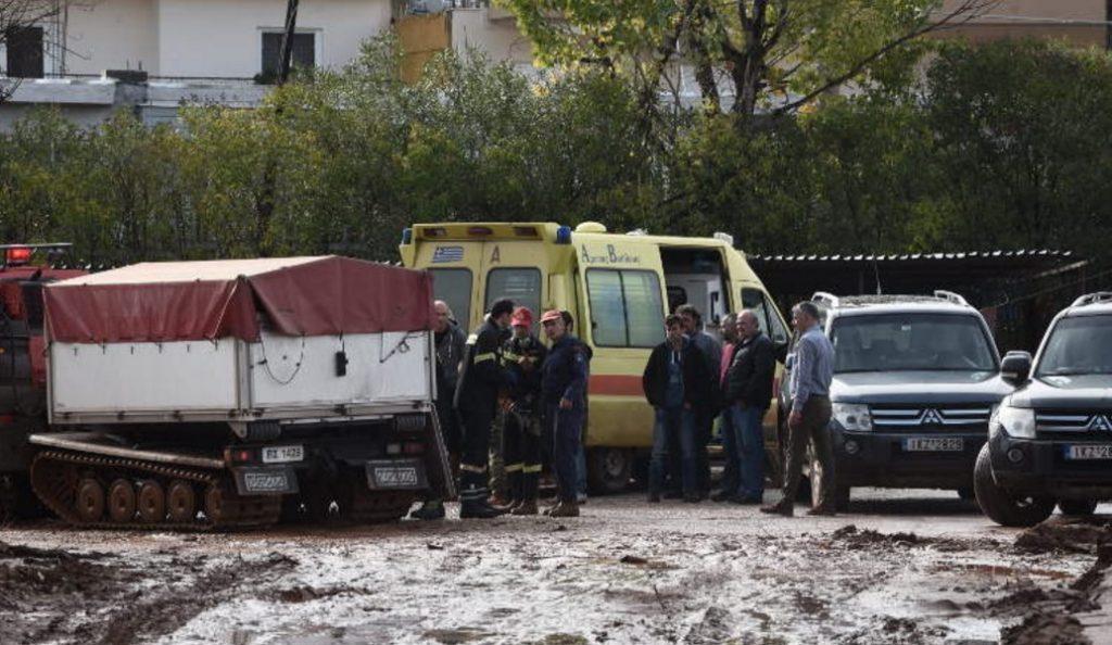 Μάνδρα Αττικής:  Στους 19 οι νεκροί από τις φονικές πλημμύρες – Εντοπίστηκαν 3 νεκροί (pics)   Pagenews.gr