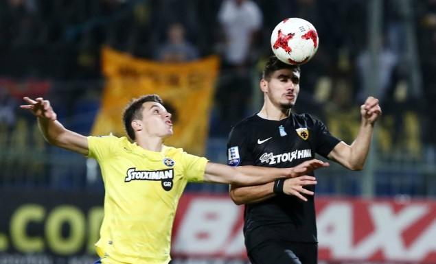 Αρέσει στον ΠΑΟΚ ο Δουβίκας | Pagenews.gr