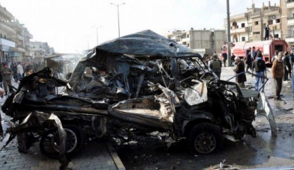 Συρία: Τουλάχιστον 26 νεκροί από έκρηξη παγιδευμένου οχήματος | Pagenews.gr
