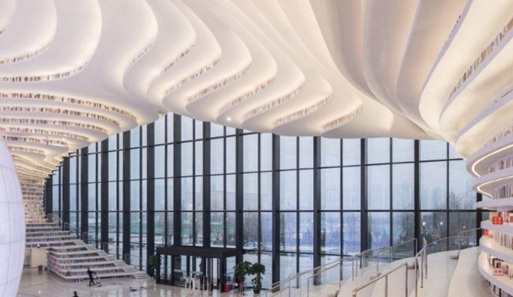 Κίνα: Αυτή είναι η πιο εντυπωσιακή βιβλιοθήκη του κόσμου (pics & vid) | Pagenews.gr