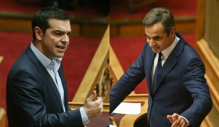 79232e11724 Εκλογές 2019: Στα... όπλα Τσίπρας και Μητσοτάκης, ακραία πολιτική ...