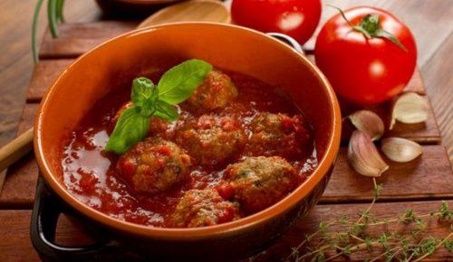 Η συνταγή της ημέρας: Ντοματοκεφτέδες νηστίσιμοι | Pagenews.gr