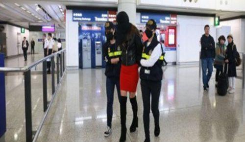 Στο Ανώτατο Δικαστήριο οδηγήθηκε το 20χρονο μοντέλο που συνελήφθη με κοκαΐνη στο Χονγκ Κονγκ | Pagenews.gr