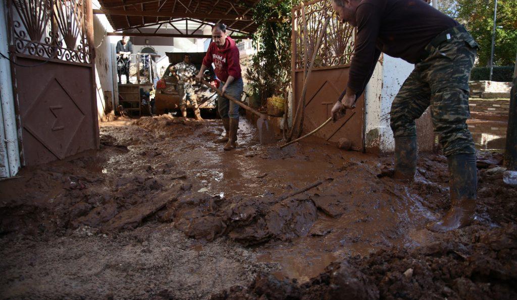 Προτεραιότητα για την Περιφέρεια Αττικής τα έργα αποκατάστασης στη Μάνδρα | Pagenews.gr