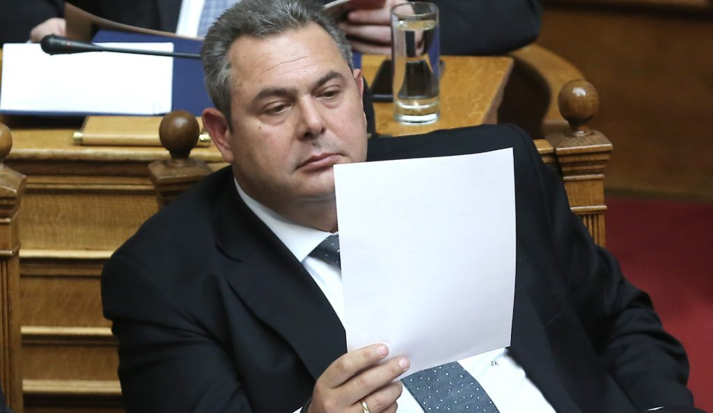 Πάνος Καμμένος: Να επιστρέψει η δικογραφία στην τακτική Δικαιοσύνη – Θα καταθέσω ως απλός πολίτης | Pagenews.gr