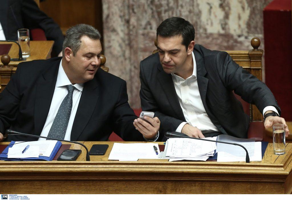 Σκοπιανό: Αγκάθι στις σχέσεις ΣΥΡΙΖΑ – ΑΝΕΛ | Pagenews.gr