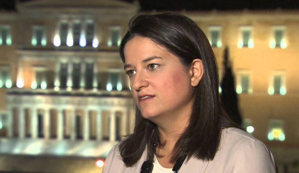 Νίκη Κεραμέως: Θέμα πολιτικής βούλησης η αντιμετώπιση της ανομίας στα πανεπιστήμια   Pagenews.gr