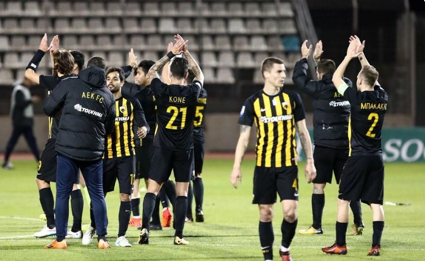 AΕΚ: Πότε παίζει τα ντέρμπι στον β' γύρο της Super League | Pagenews.gr