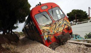 Εκτροχιασμός αμαξοστοιχίας, χωρίς θύματα, στο δρομολόγιο Λιανοκλάδι – Αθήνα | Pagenews.gr