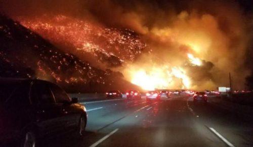 Καλιφόρνια: Σε κατάσταση εκτάκτου ανάγκης η πολιτεία (vid) | Pagenews.gr