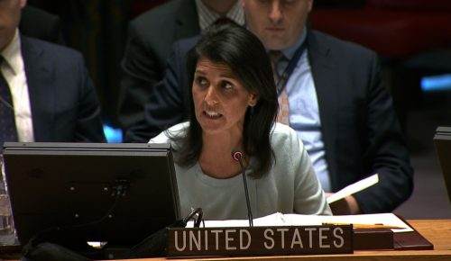 Πρέσβειρα ΗΠΑ στον ΟΗΕ: Ο Aσαντ έχει χρησιμοποιήσει χημικά όπλα τουλάχιστον 50 φορές | Pagenews.gr