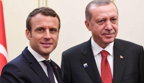 Τηλεφωνική επικοινωνία Μακρόν – Ερντογάν | Pagenews.gr