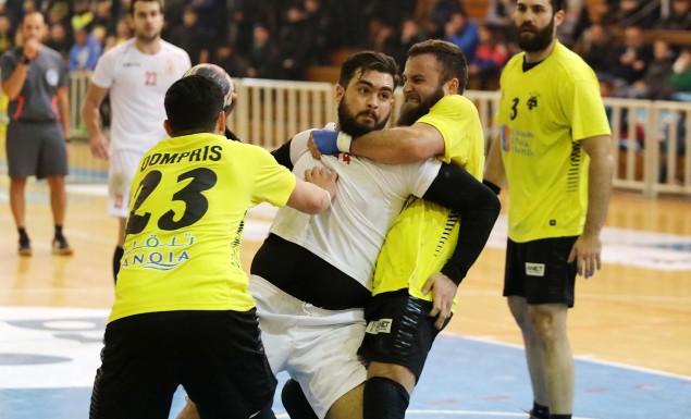 Handball Premier: »Διπλό» στη Βέροια για την ΑΕΚ   Pagenews.gr