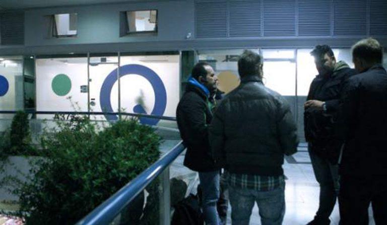 Qualco: Η στιγμή της παρέμβασης αναρχικής συλλογικότητας στην εισπρακτική εταιρεία (vid) | Pagenews.gr