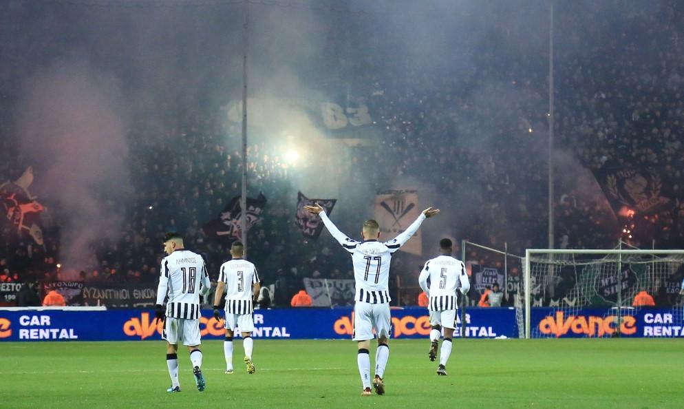 ΠΑΟΚ – Παναθηναϊκός 4-0: Με »υπογραφή» Πέλκα! | Pagenews.gr