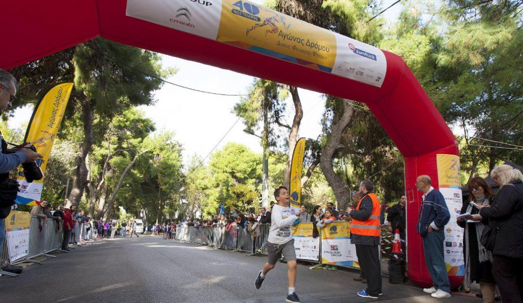 40ος Αγώνας Δρόμου Φιλοθέης – Ψυχικού: Πραγματοποιήθηκε με απόλυτη επιτυχία (pics) | Pagenews.gr