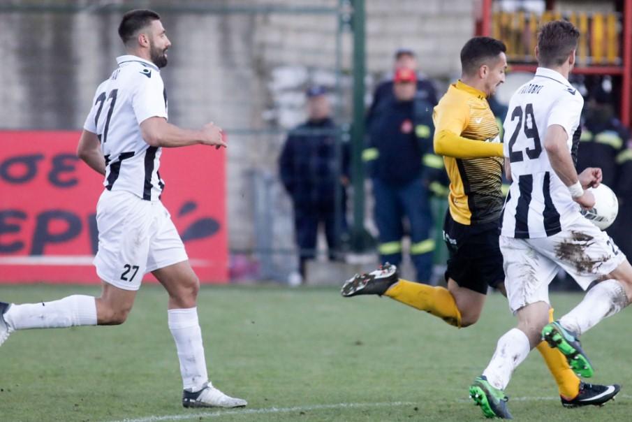 Παυλίδης: Δύο γκολ, έξι βαθμοί (vids)   Pagenews.gr