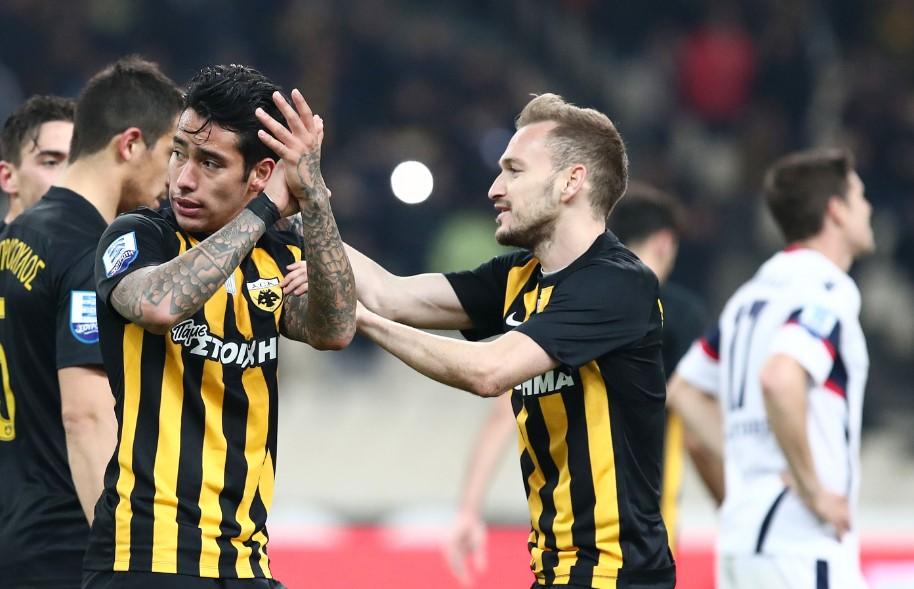 ΑΕΚ: Η παρακάμερα του ματς με την Κέρκυρα (vid) | Pagenews.gr