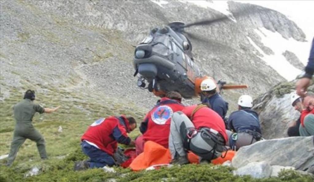 Όλυμπος: Νέο θρίλερ με ορειβάτες – Σε εξέλιξη επιχείρηση διάσωσης | Pagenews.gr